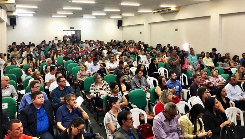 Capacitação de gestores educacionais de Amarante na APPM