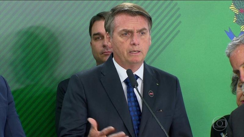 Projeto de Bolsonaro deixa em aberto quais categorias poderão ter porte...