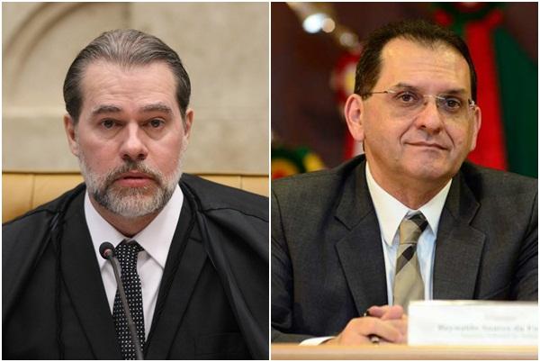 Alepi aprova título de cidadania aos ministros Toffoli e Reynaldo Soares