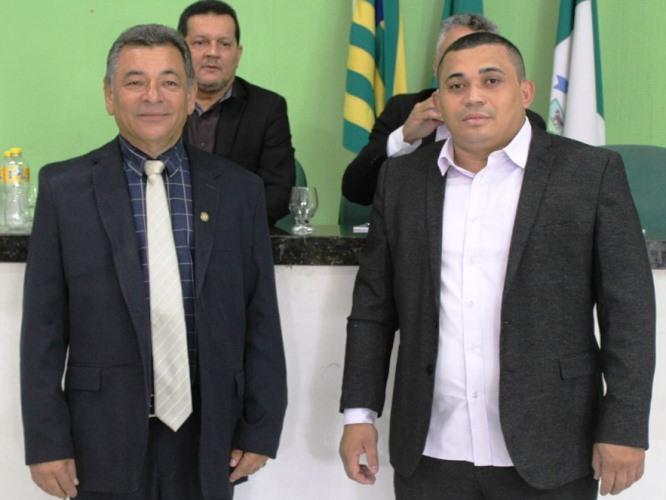 Novos vereadores são empossados na Câmara de Vereadores de Campo Maior