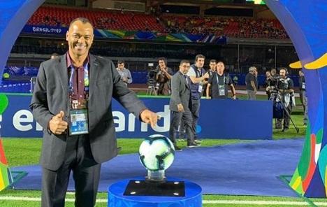 Cafu é nomeado embaixador da Copa do Mundo de 2022
