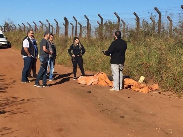 Piauiense é assassinado com 20 tiros na fronteira com o Paraguai