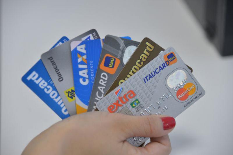 Pagamentos com cartão aumentaram 17% no 1º trimestre
