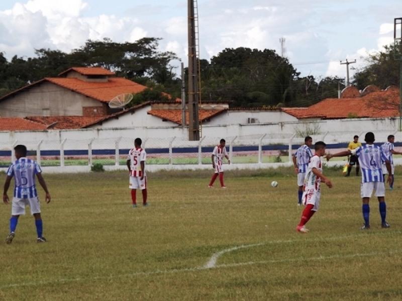 Comercial  e Caiçara irão disputar a Série B do Campeonato Piauiense