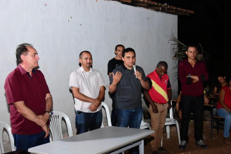 Reunião no Cajueiro II apresenta projeto de Regularização Fundiária