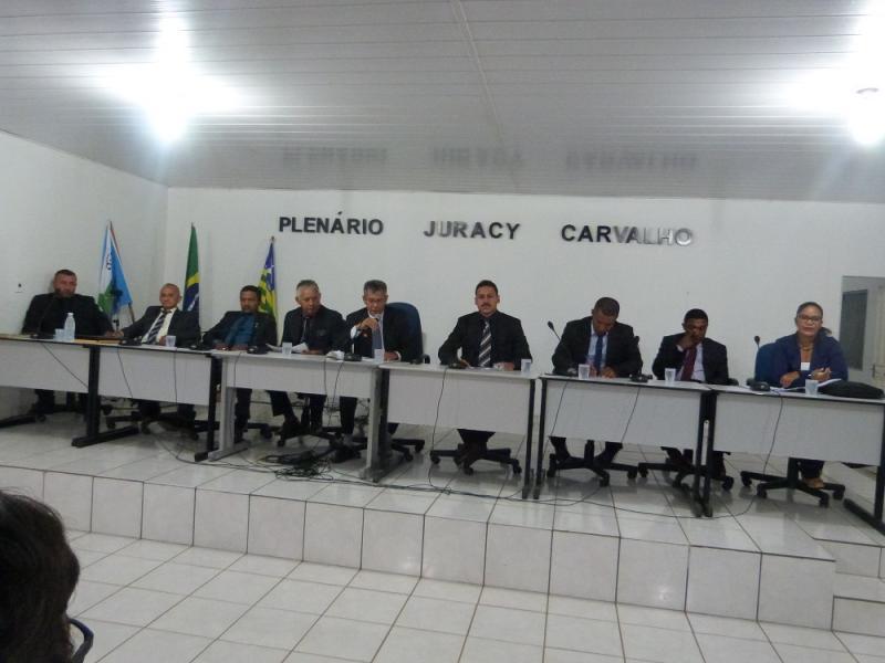 Câmara de Gilbués aprova LDO