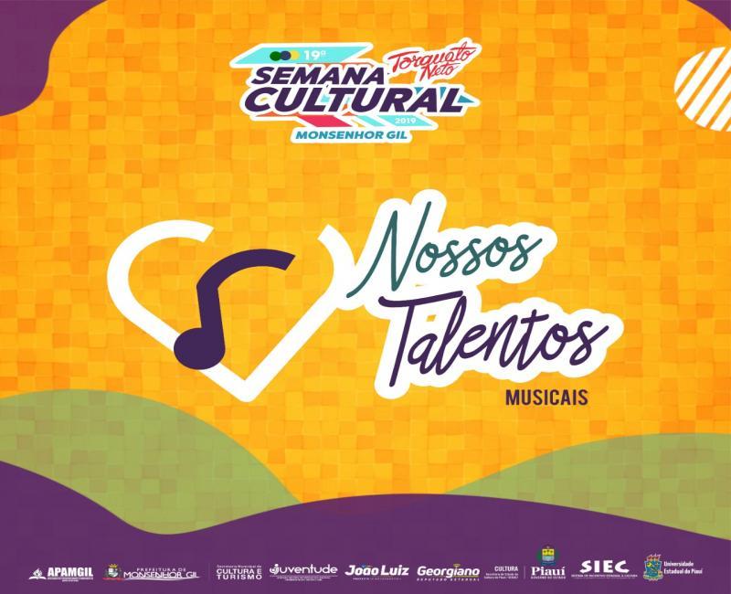 Inscrições abertas para o concurso 'Garota Semana Cultural 2019'