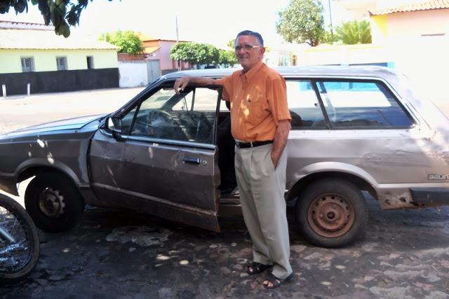 Ex-prefeito de Cocal do Piauí morre aos 79 anos de idade