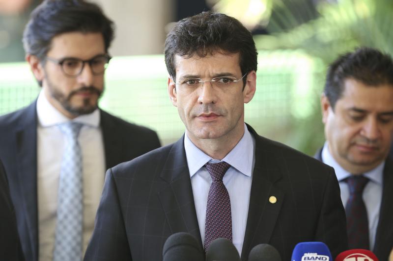 Ministro do Turismo Marcelo Álvaro Antônio - Foto: Valter Campanato/Agência Brasil