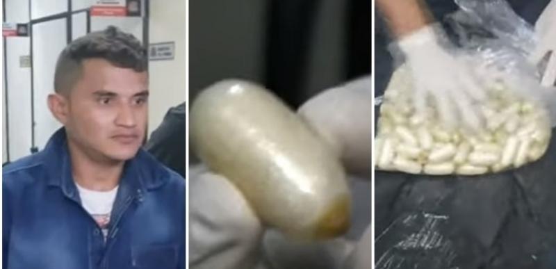 Timonenses estão sendo usados como mulas no tráfico internacional de drogas