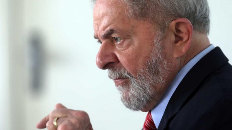 O desembargador Leandro Paulse: n afirmou que um novo julgamento pode ocorrer até o fim de 2019 - Foto © REUTERS /Paulo Whitaker
