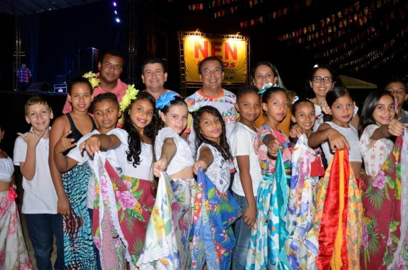 Confira abertura da Semana Cultural de Água Branca