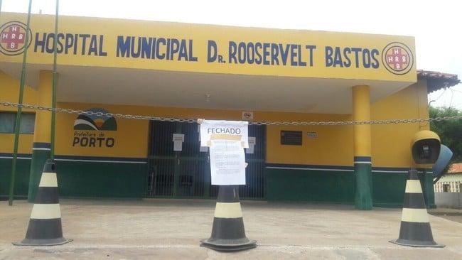 Juiz determina demissão de funcionários e hospital fecha as portas no Piauí