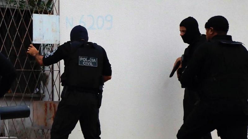 Operação cumpre mandados em casas de prefeito e vereadores do Piauí