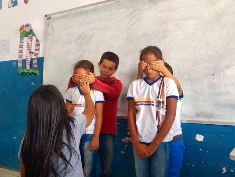 Nasf realizou atividades na Escola Municipal Claro Lima em Francisco Ayres