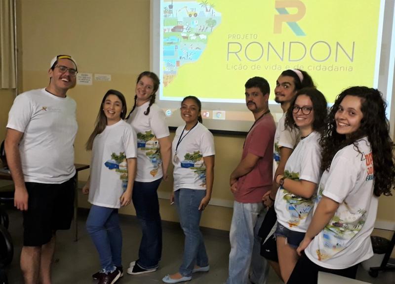 Inscrições para cursos e oficinas do Projeto Rondon em Francisco Ayres