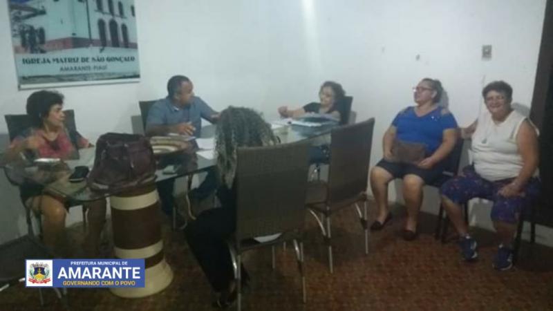 Prefeitura de Amarante cria o Conselho Municipal de Cultura