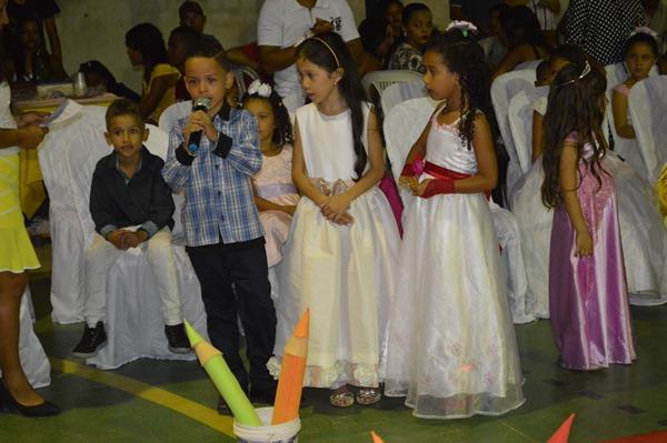 Doutores do ABC da Creche Zezé Soares, Colônia do Gurguéia-PI