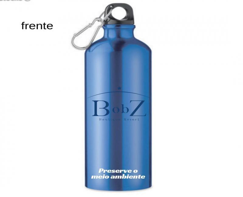 Bobz apresenta em emissora de TV  novas garrafas ecológicas