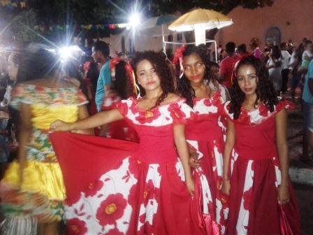 Secretaria e Prefeitura realizam noite de folguedos juninos em Alto Longá