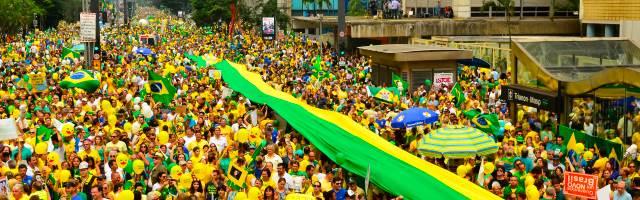Movimentos em apoio a Moro e a Lava Jato acontecem em todo Brasil
