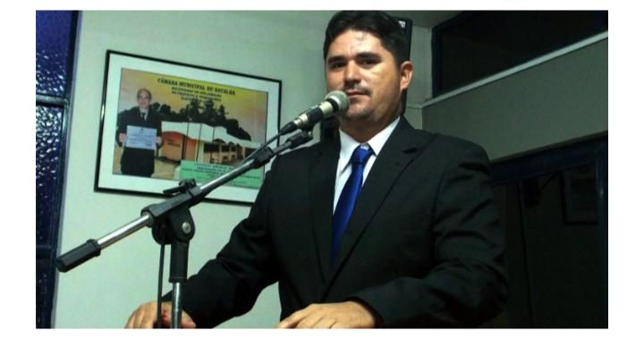 Vereador Nerioston vai cobrar pagamento do piso salarial de professores