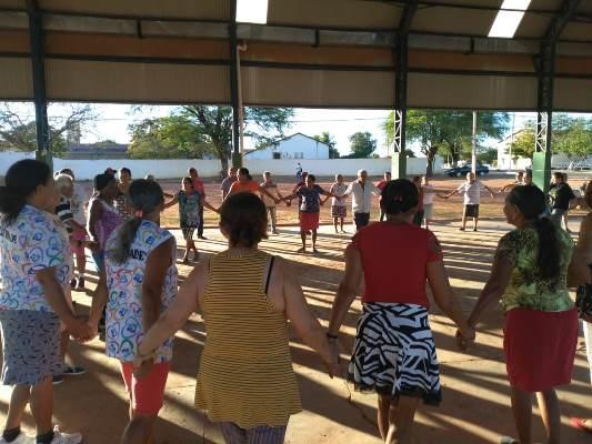 Projeto Jogo de Cintura Col está fazendo sucesso em Colônia do Gurgueia