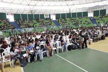 Revisão Pré-Enem atrai mais de 3 mil estudantes em Teresina