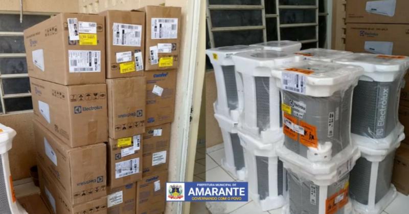 Prefeitura de Amarante investe 200 mil reais em equipamentos para saúde