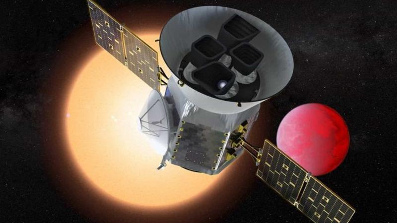 Sonda da NASA descobre o menor exoplaneta em sua missão