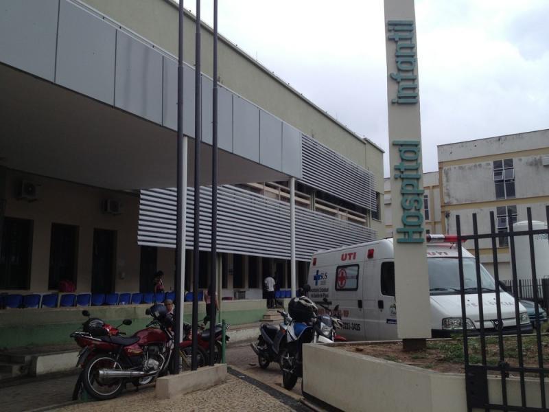 Deputados fazem vistoria no Hospital Infantil em Teresina
