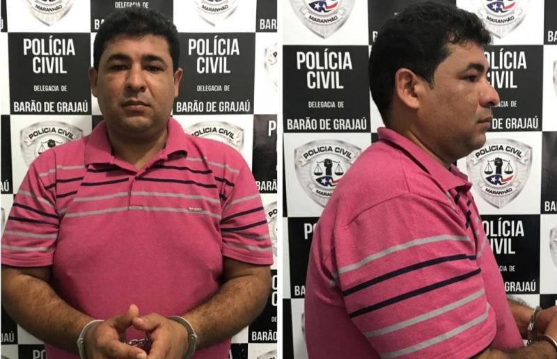 Acusado de homicídio em São Francisco do Maranhão é preso pela polícia civi