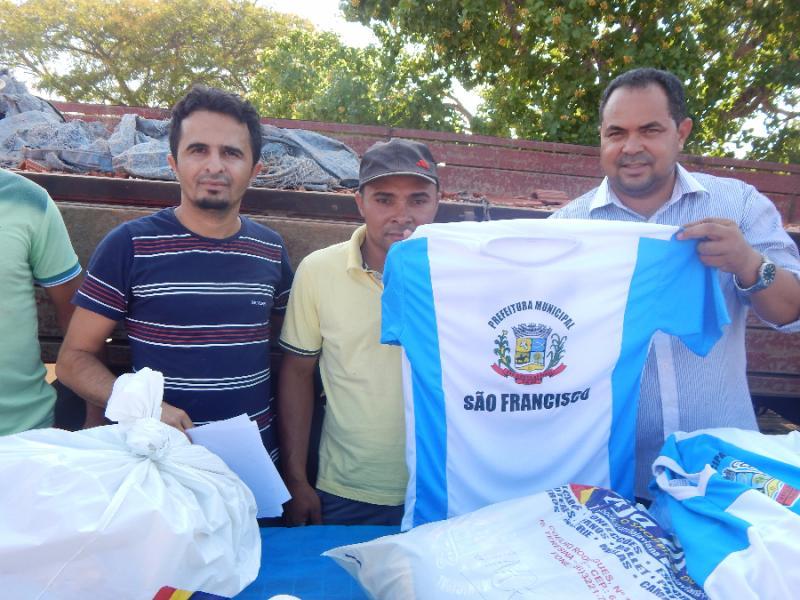 Pau D'arco realiza primeiro torneio antes do 'Copão' do município