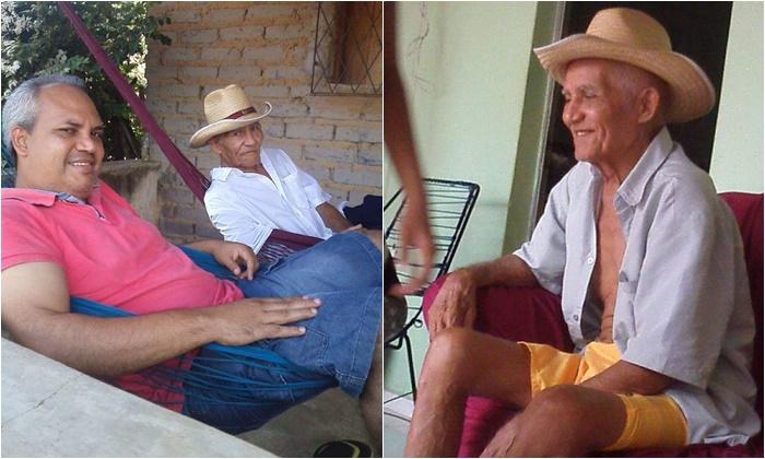 Morre em Esperantina o pai do presidente da câmara Manoel Filho
