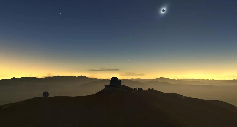 Saiba onde poderá ser visto o eclipse solar no Brasil