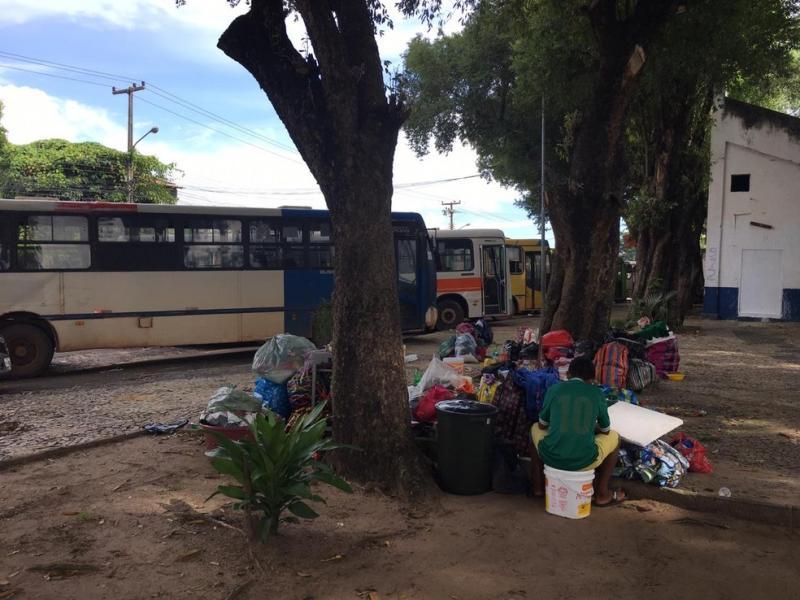Venezuelanos serão transferidos para novo abrigo na quinta-feira