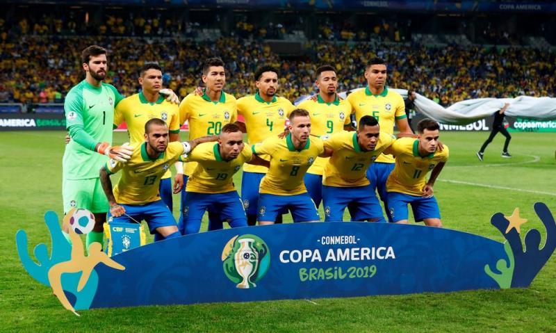 Brasil rompe padrões para bater a Argentina e ir à final da Copa América