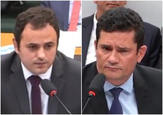 Vídeo: Deputado chama Moro de 'juiz ladrão'