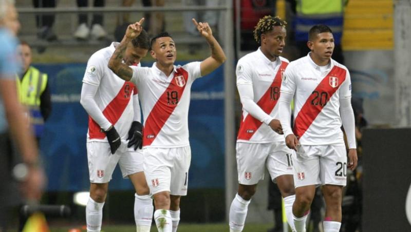 Peru elimina o Chile e faz final da Copa América com o Brasil