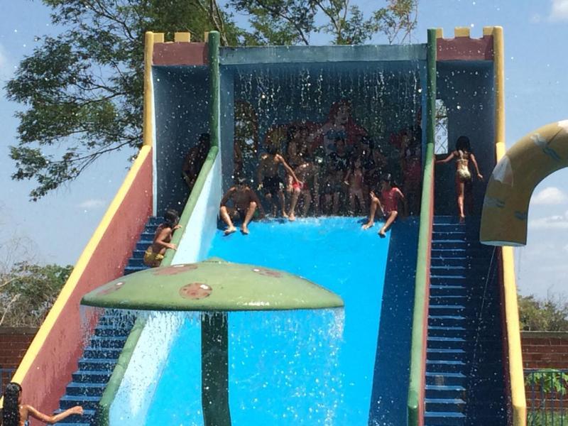 Prefeitura de Barra D'Alcântara realiza dia de lazer para crianças e adolescentes do SCFV