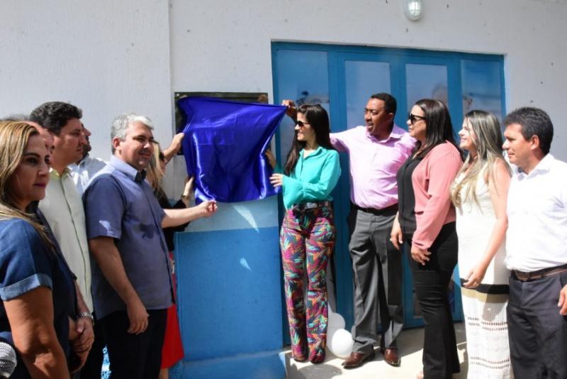 Localidade Morrinhos recebe UBS reestruturada nos 122 anos de Floriano