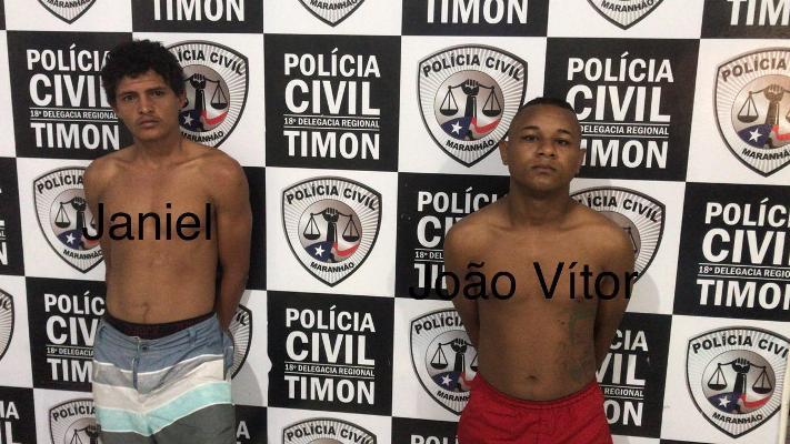 'Operação Alvorada' cumpre mandados e prende 2 assaltantes em Timon
