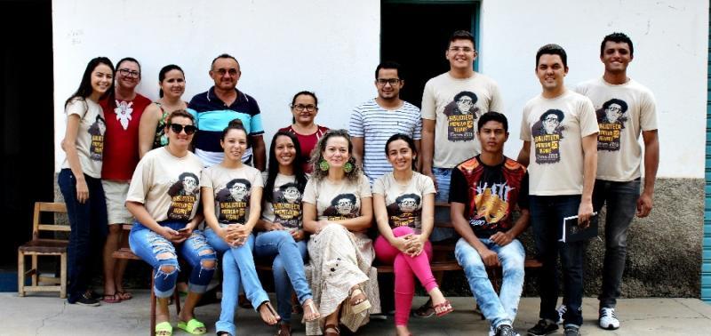 Secretaria de Cultura visita Memorial Jovelino e Josefa em Vila Nova