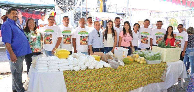 I Feira da Agricultura Familiar e do Agronegócio em Jaicós