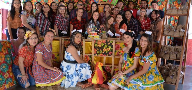 Escola Tio Zezito promove 'Arraiá da Leitura' em Padre Marcos