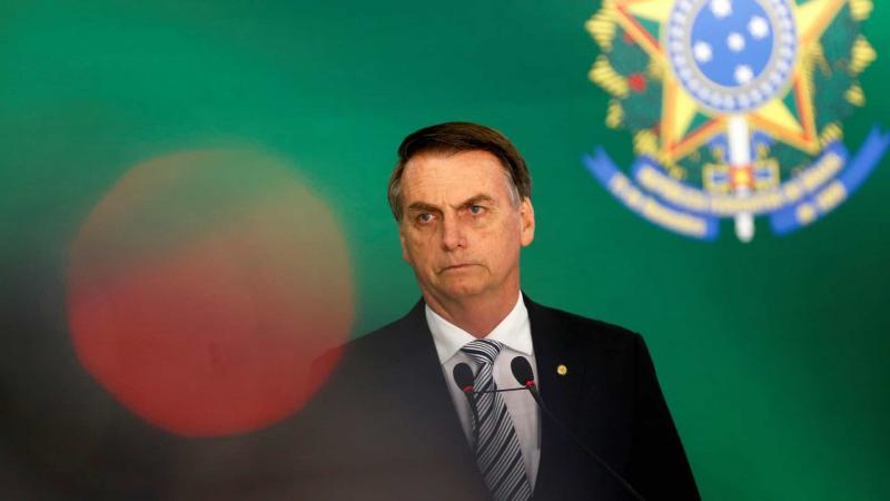 Bolsonaro fala em reeleição para 'país melhor'