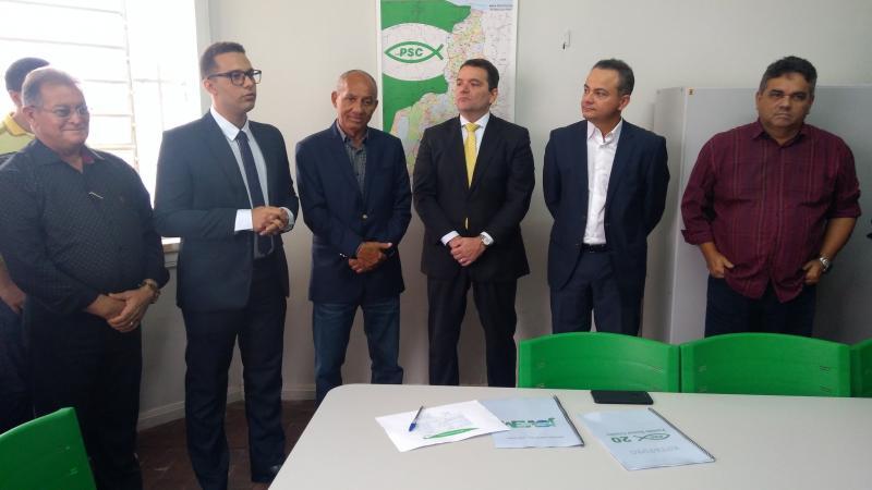 Daniel Carvalho assume comando do PSC Jovem no Piauí
