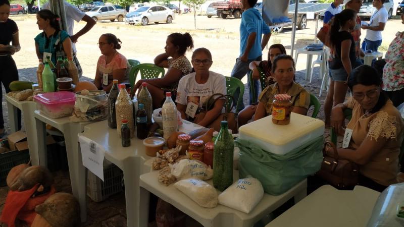 3ª Feira Territorial da Agricultura Familiar do Vale do Sambito em Valença