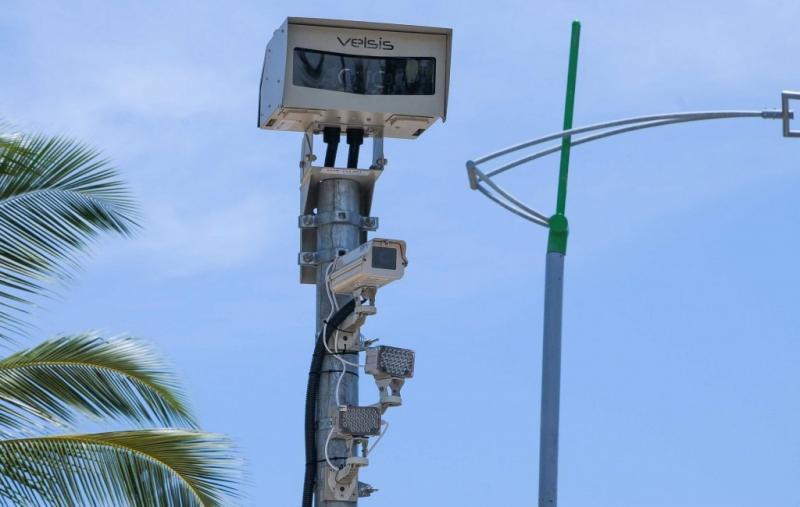 Informações sobre radares de trânsito poderão ser consultadas na internet