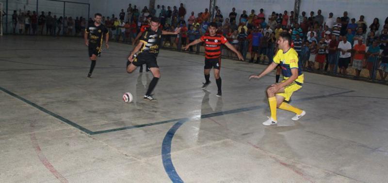Secretaria de Esportes de Santana realizará Campeonato Futsal 2019